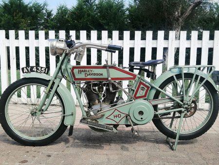 HARLEY MODEL 11F DEL 1915