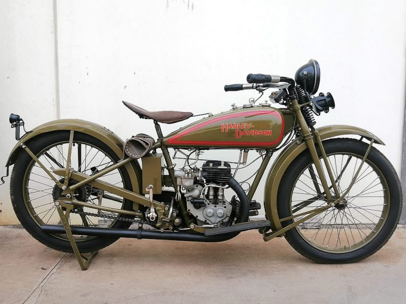 harley model b - 1926