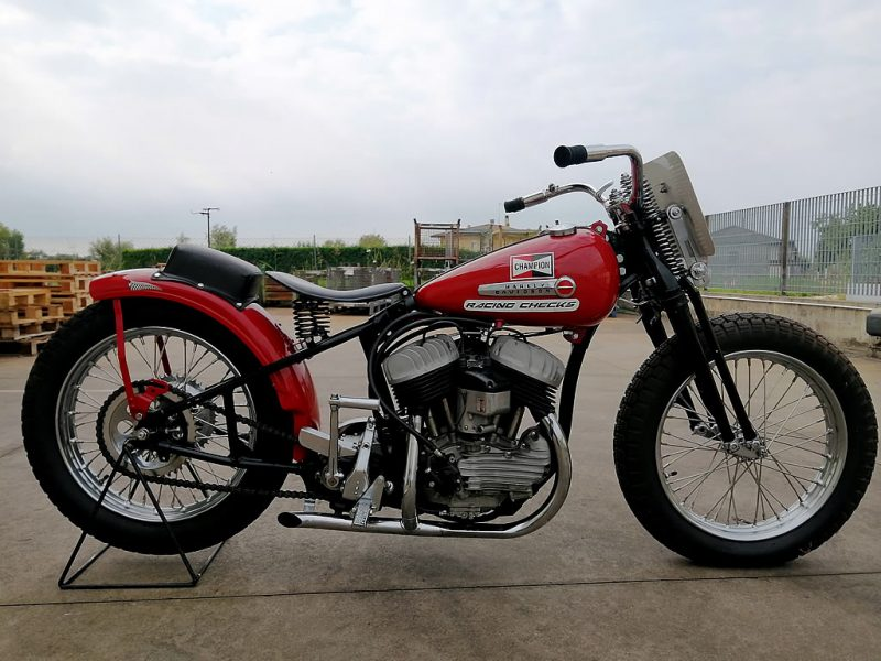 harley model wr 750 - 1950